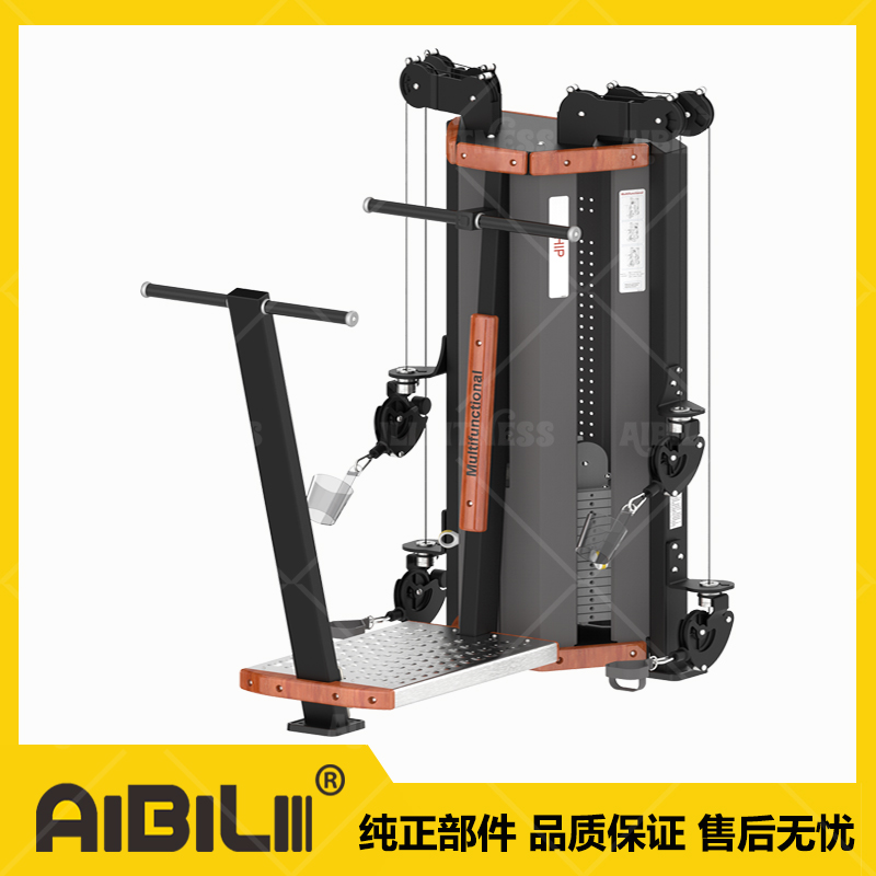 ABL-SJ06 腿臀部综合功能 LEG&GLUTE MULTI-FUNCTIONAL